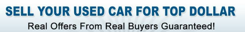 Get Top Dollar and Sell Your Car Today