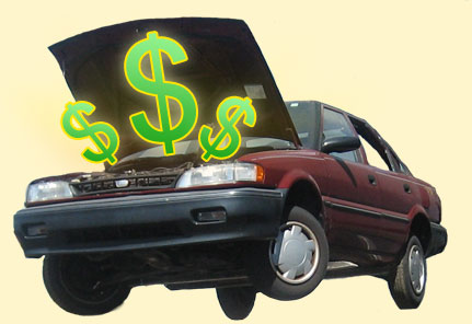 Junk your car for the holidays and start the year off right